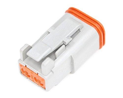 CONECTOR Eletrico DT06-2S