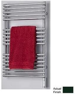 Runtal NTRED-3320-6005 Neptune Electric Towel Radiator Direct Wire 33-in H x 20-in W Moss Green