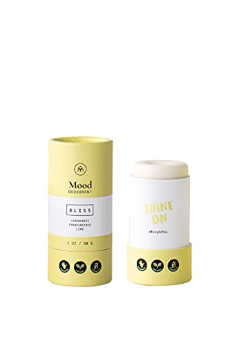 Coconut Matter All Natural Deodorant for Women and Men – Handmade Vegan Deodorant Aluminum Free and Natural – Zero Waste Deodorant with Coconut Oil, Frankincense, Lemongrass & Lime, BLISS