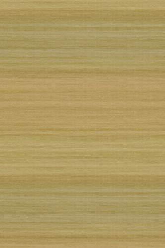 fotobehang geweven structuur met kleurverloop okergeel - 357230 - van Origin - luxury wallcoverings