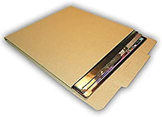 25 Cajas DE Carton para Enviar Discos DE Vinilo Ref. 2125