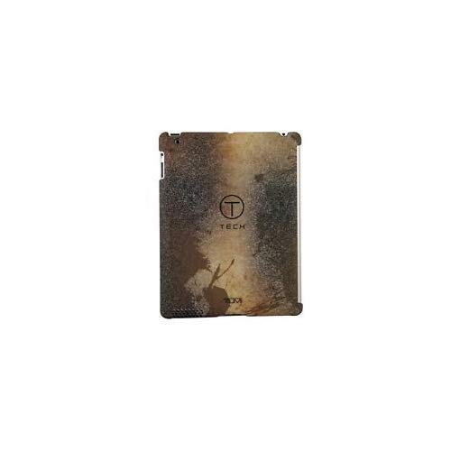 T-Tech by Tumi Snap Case For iPad 2/3/4, Light Travertine