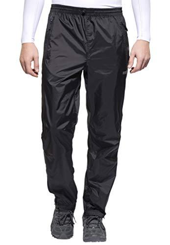 High Colorado Rain 1 Regenhose schwarz Größe XL 2020 Lange Hose
