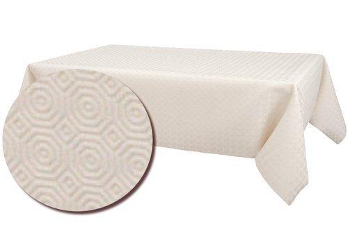 Sous nappe - Protection de table BLANC – type bulgomme 140x350cm