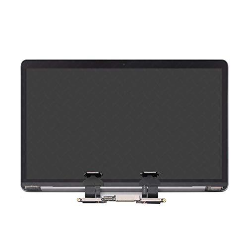 FTDLCD® 13,3 Zoll LCD Screen Display Komplett Bildschirm Assembly für Apple MacBook Pro Retina 13 A1989 EMC 3214 3358 A2159 EMC 3301 A2251 EMC 3348 A2289 EMC 3456 (Space Grau)