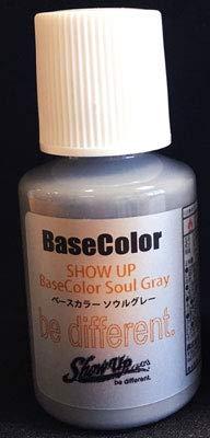 SHOW UP カスタムカラーシリーズ ベースカラー ソウルグレー マイクロボトル