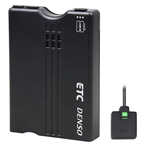 デンソー(DENSO) 新セキュリティ対応 (ETC車載器) アンテナ分離型 音声タイプ DC12V車用 (国内製造品) DIU-9500