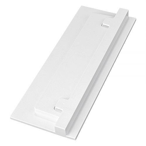 eXtremeRate Standfuß Vertical Stand Halterung zur sichere Aufbewahrung der Konsole für Xbox One S Console(Weiß)