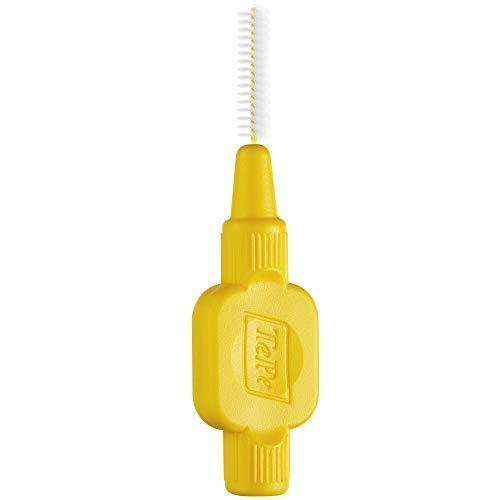 TePe Original Zahnzwischenraum-Bürsten 0,7 mm gelb, Packung mit 25 Stück, 0.70mm Fine Yellow