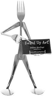 Business Card Holder - Fork