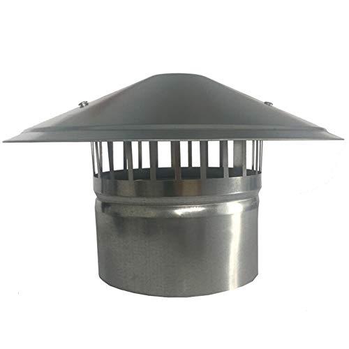 Best Buy! LTLSF Chimney Cowl Cap, Outdoor Roof Hood Exhaust Pipe Rainproof and Windproof Chimney Cow...