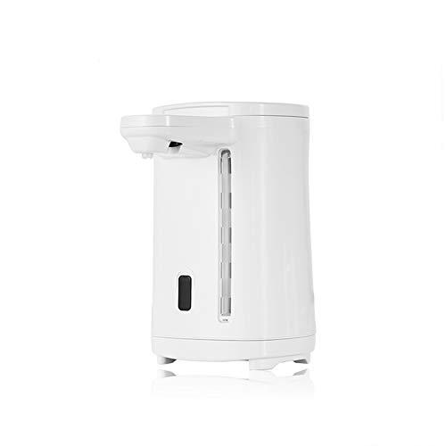 FGFG Automatische inductiezeepdispenser, 220 ml, converteerbare, automatische touch-loze zeepdispenser, 0,25 S infraroodsensor voor badkamer, keuken, kantoor, hotel