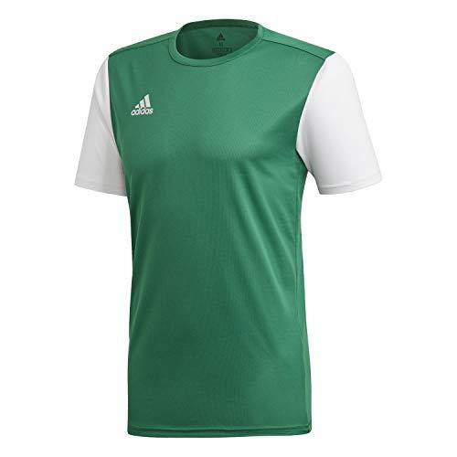 adidas Estro 19, Maglia Uomo, Bold Green, XL