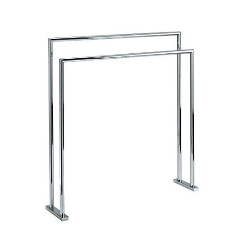 Design-Handtuchhalter verchrom - (H T 5 - 0503500)