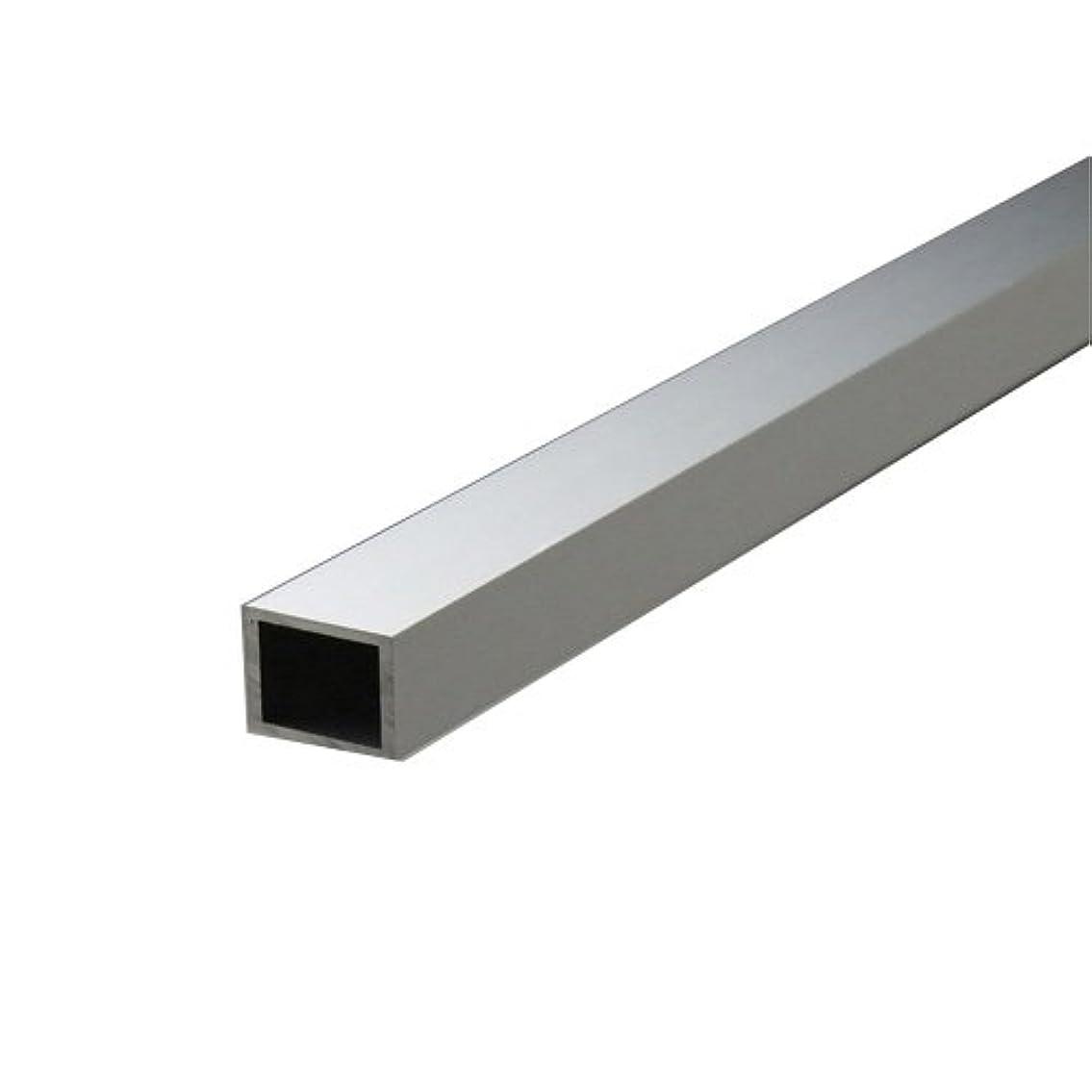 東マラドロイトたるみアルミ不等辺角パイプ 1.5x10x30x4000mm(2M+2M) アルマイトシルバー
