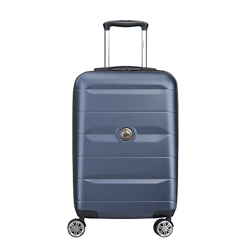 DELSEY Paris Luggage Comete 2.0 Limited Edition Carry-on Hardside Suitcase, Anthracite