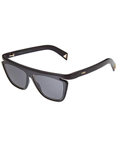 FENDI Damen FF 0384/S Sonnenbrille, 807, 55