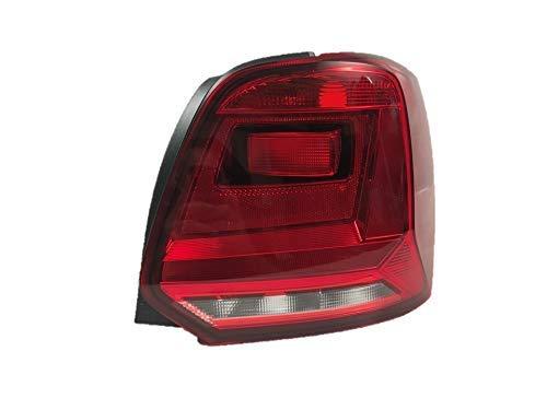Feu Arrière Feu Arrière Droit Obscurci Polo 6C 6R Facelift 2/14-11/17