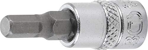 BGS 2499 | Bit-Einsatz | Länge 38 mm | 6,3 mm (1/4