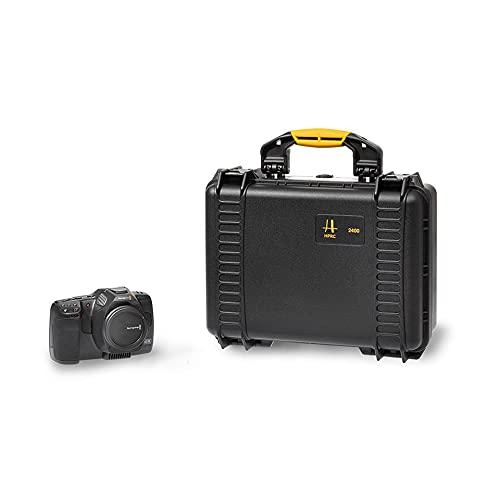 Hard case HPRC per Pocket Cinema Camera 6K PRO Blackmagic