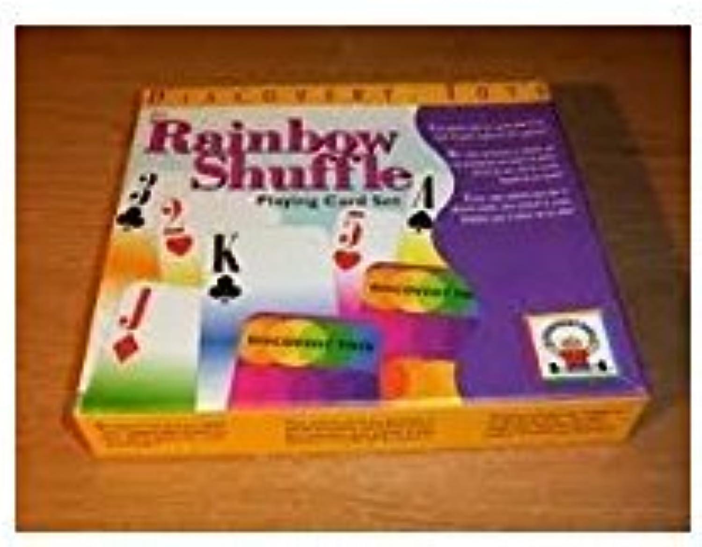 Rainbow Shuffle Playing Card Set