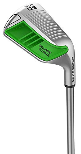 Square Strike Wedge -Pitching & Chipping Wedge for Men & Women -Legal for Tournament Play -Engineered by Hot List Winning Designer -Cut Strokes from Your Golf Game Fast