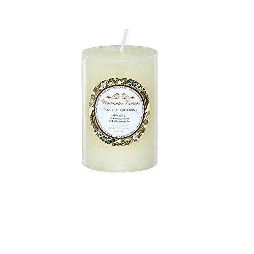 Set de 3 botellas de velas perfumadas Fragancia Gardenia en un frasco de metal portátil, con un fuerte aroma, puede aliviar el estrés, ayudar a dormir y relajarse y purificar el aire-violet