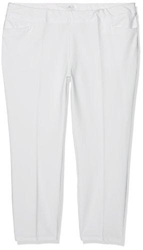 adidas BC1434 Ultimate Adistar Pantalon Largo de Golf, Mujer, Blanco (White), XS