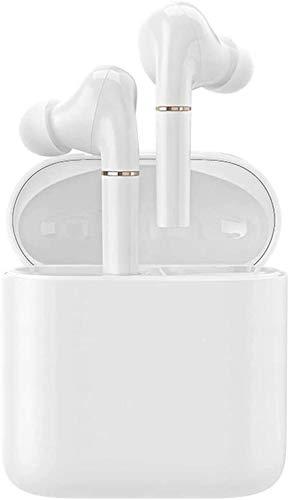HAYLOU T19 Versión Global TWS + Auriculares Teléfono emergente Auriculares intrauditivos APTX AAC Micrófonos duales Wirelss Carga por Cable para Android iOS