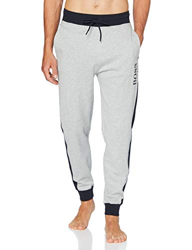 BOSS Herren Contemporary Pants Trainingshose, Light/Pastel Grey54, XXL EU