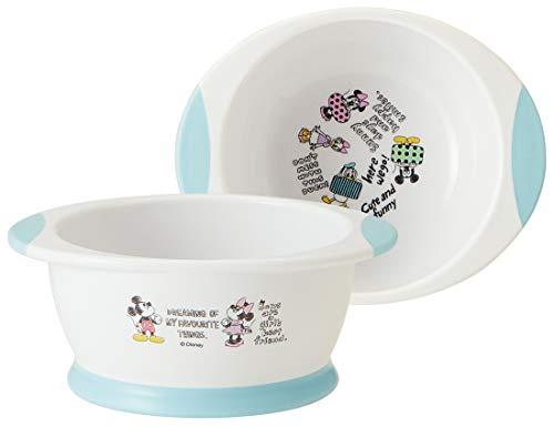 スケーター 茶碗 すくいやすい 子供食器 ライスボウル ミッキー スケッチ ディズニー 12.5×10×高さ5.2cm WP2