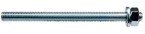 FISCHER 090275 - Varilla roscada para anclajes quimicos FIS A M8x110 (Envase de 10 ud.)