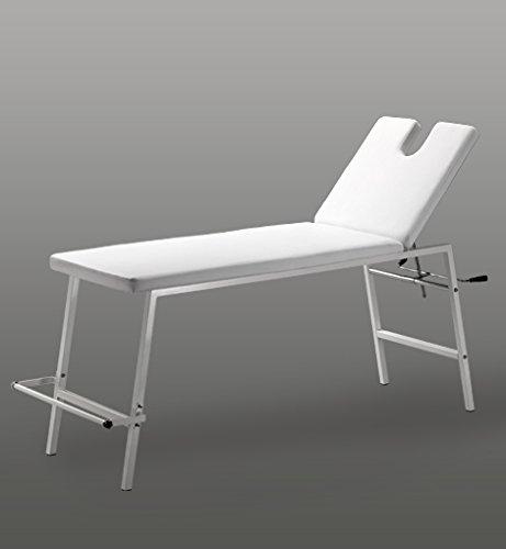 Labor Lettino Estetista e Medico Massaggio Professionale 1 snodo e portarotolo