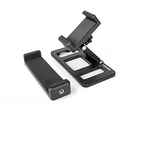 GzxLaY Soporte de control remoto para teléfono y tableta, bandeja base de metal para DJI Mavic Mini/Pro 1/Air/Mavic 2 Pro Zoom/Spark Drone Quadcopters Parts Accesorios