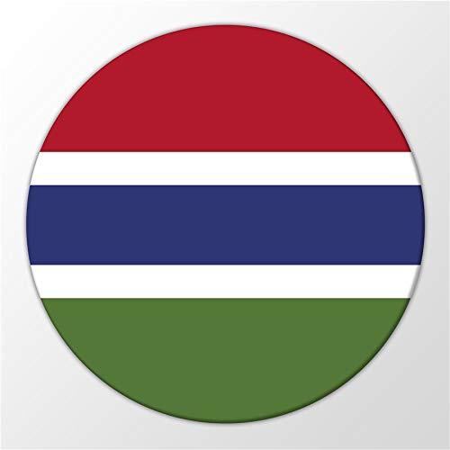 Kühlschrank Magnet Gambia Flagge Westafrika Senegal Flag Magnettafel Whiteboard