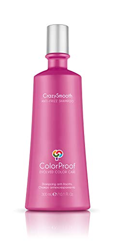 Colorproof Colorproof Crazysmooth Anti-frizz Shampoo 10.1 Oz, 10.1 Oz