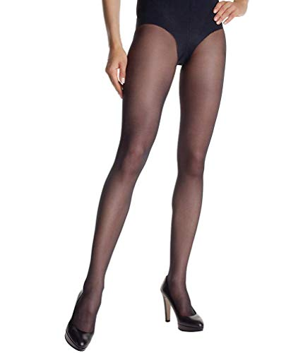 Dim Diam's Ventre Plat - Collants - Uni - 25 deniers - Femme - Noir - 1