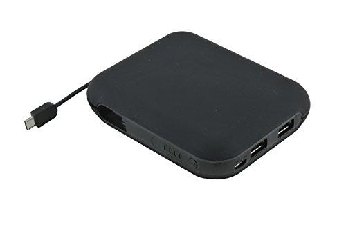 ZNEX V\'bee 10400mAh Dual USB Port Externer Akku Power-Bank mobiles Handy Ladegerät