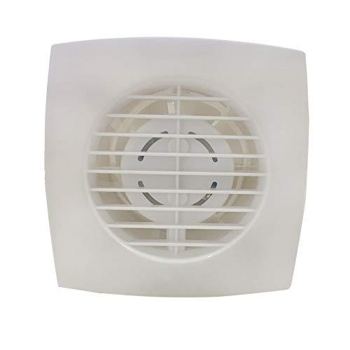 MHRCJ Aire de circulación Baño Garaje de Escape de Montaje en Pared Ventilador y Ventilador de Techo de Montaje Incorporado en los hogares Ventilador