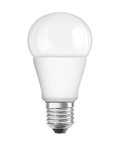 Osram LED STAR CLASSIC A ampoule LED / 10 W - Equivalence incandescence 60 W, E27, forme classique / mat, blanc chaud, lot de 6