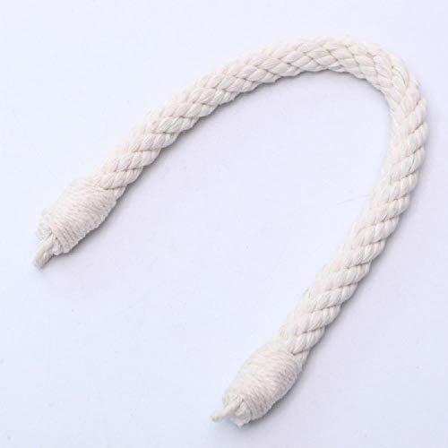 Soporte de toalla de papel Cuerda de cáñamo tejida a mano Decoración antigua Soporte de papel higiénico Soporte de papel higiénico creativo