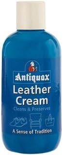 Antiquax ANTQLCR200 - 200 Ml De Cuero, Crema, Transparente