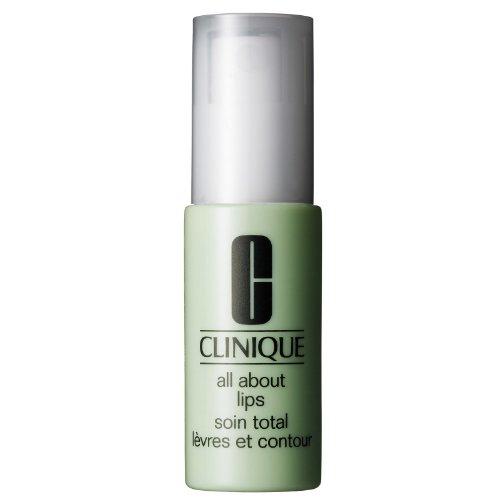 Clinique Lippenpflege - Alles über Lippen - Anti-Aging - Feuchtigkeitsspendend - Glättend - Bekämpft Risse - 12ml