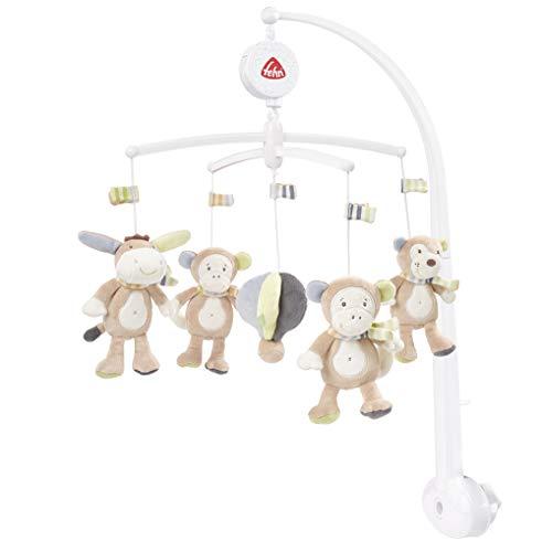 Babysun Mobile musical Rouliboules le singe