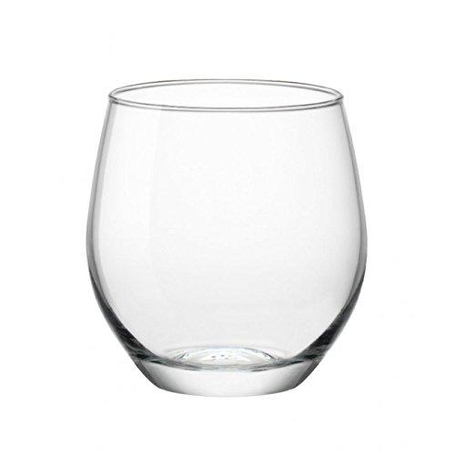 Bicchieri Acqua 38 cl - BORMIOLI Rocco Linea New KALIX in Vetro temperato capacità: 38 cl Altezza: 9,2 cm diamtero: 8,9 cm