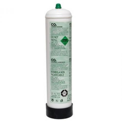 Botella / Bombona de recambio CO2 desechable Prodac Easy CO2 (500g)
