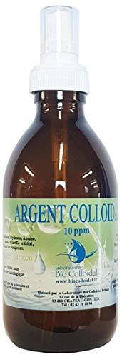 Argent Colloïdal - Laboratoire bio colloïdal - spray 250ml - 10ppm