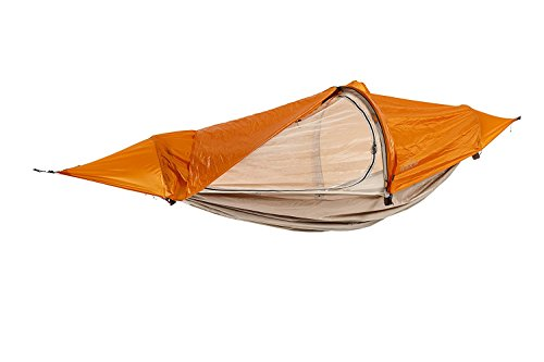 Flying Tent Boomtent, 1 persoon, biwak tent, hangmat, poncho, outdoor, trekking