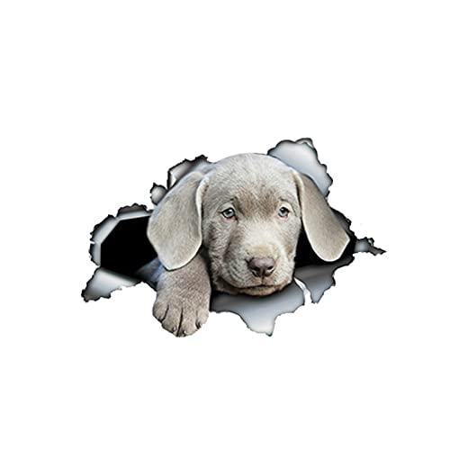 13 cm x 9cm Personalidad Labrador PET PET PEQUEÑO PETICA DE ACCESORIOS DE ACCESORIOS DE LA VENTANA DE CUCHO Decorativo cubierta de vinilo PVC impermeable (Color Name : Beige, Size : 38cm x 27cm)