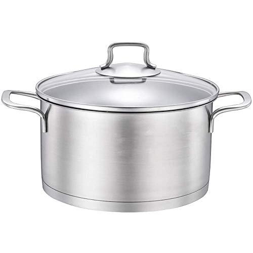 Classic Chef Pot Olla de cocina antiadherente de acero inoxi